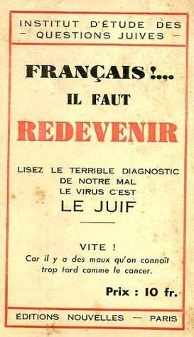 Français Il Faut REDEVENIR