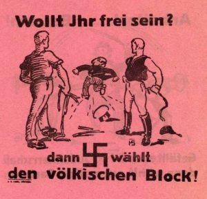 Volkischen Block (Back)